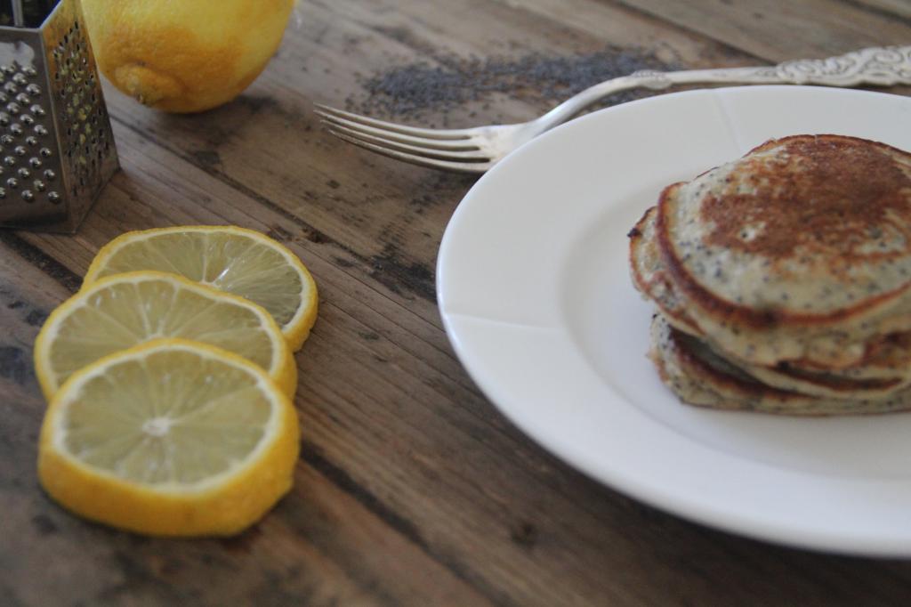 Citronpandekager med lemoncurd