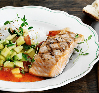 Fiskeret Coop mad måltidskasse
