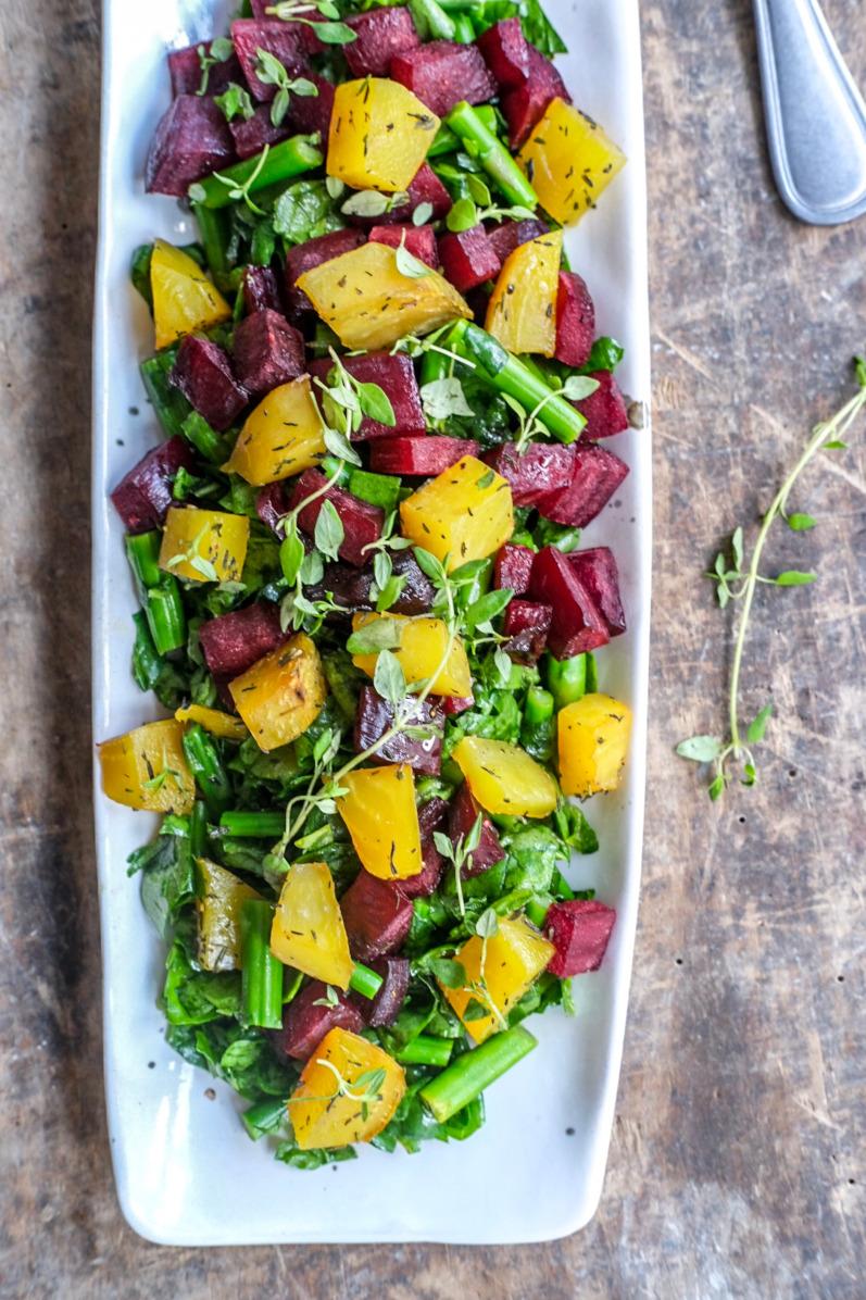 Salat med beder