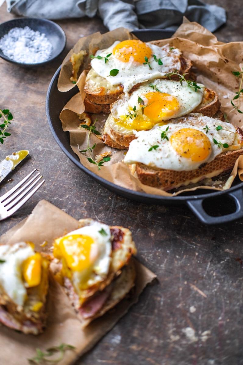 Brunch opskrifter med æg