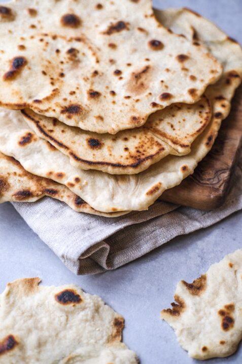 chapati opskrift
